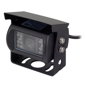 MOBILEVISION C128-NMI | Waterproof FRONT View CCD Camera - 3/4 View