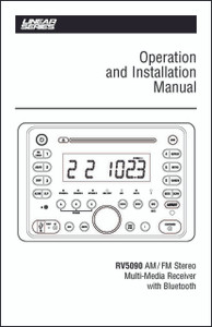 Linear Series RV5090 - Gen 1 | Operation & Installation Manual