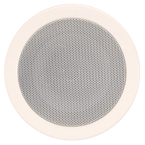 "Magnadyne LS515W  5-1/4"" 3-Way Speaker Cream - Front View"