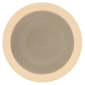 "Magnadyne LS515TN  5-1/4"" 3-Way Speaker Tan - Front View"