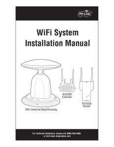 RV-Link WiFi System | Installation Manual