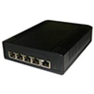 5 port universal voltage switch