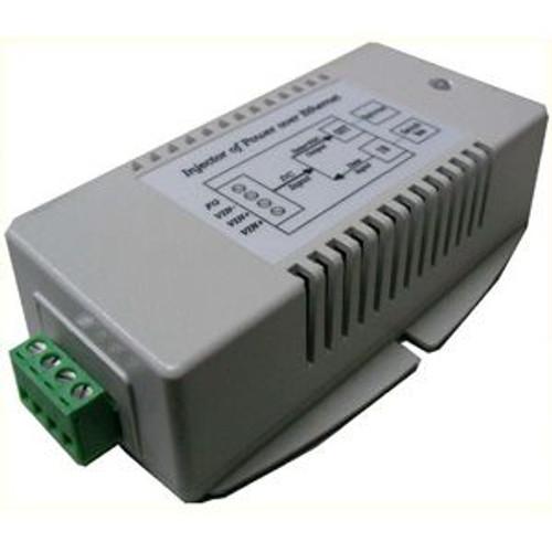 10-15VDC In 24VDC Passive PoE Out 35W
