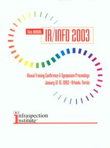 IR/INFO Conference Proceedings - 2003