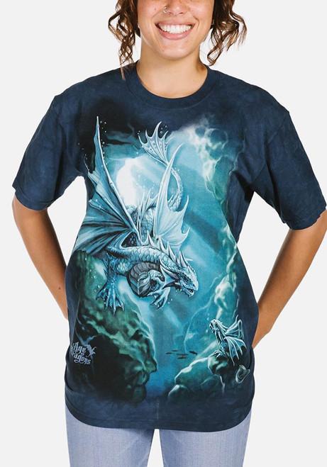 Sea Dragon T-Shirt Modeled