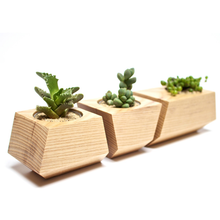 Boxcar Planter- Ash