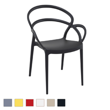 Mila Dining Arm Chair (Set of 2)