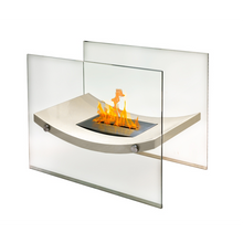 Broadway Modern Fireplace