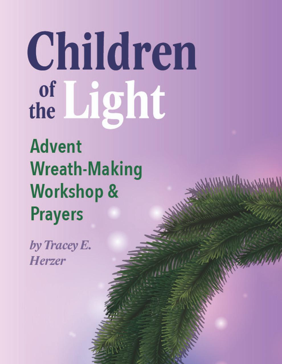 children of the light advent wreath making workshop prayers. Black Bedroom Furniture Sets. Home Design Ideas
