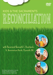 [Kids and the Sacraments DVDs] Reconciliation (DVD): Kids and the Sacraments