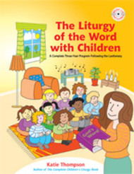 The Liturgy of the Word with Children (Paperback/CD)
