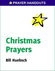 Five Christmas Prayers (eResource)