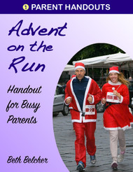 [Liturgy on the Run] Advent on the Run (eResource): A Flier for Busy Parents