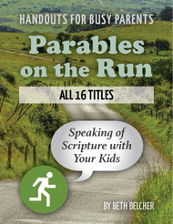 Parables on the Run (eResource): Set of All 16