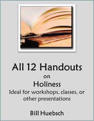 12 Holiness Handouts (eResource): for the Parish