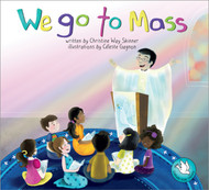 [Catholic Kids' Library] We Go to Mass (Booklet)