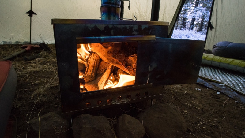 Fire Starting & Wood Prep