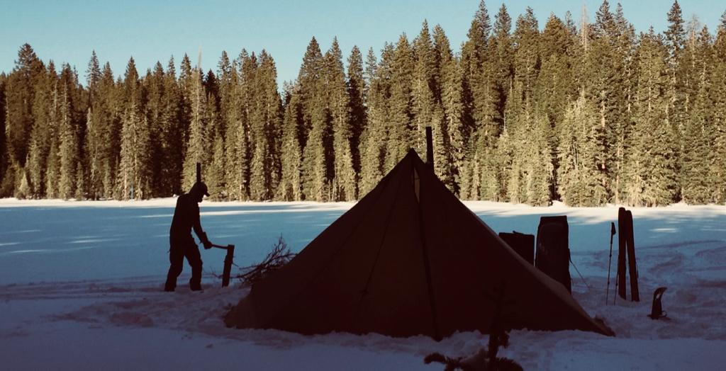 Winter Camping and Backpacking Tips