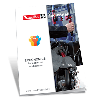 Desoutter Ergonomics Booklet 2017 at AirToolPro.com