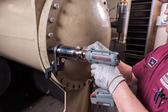 "Ingersoll Rand QXC2PT200VNPS12 Precision Cordless Torque Multiplier Tool | 3/4"" Drive | 30-148 ft.lbs. | 20V | Haz Tool"