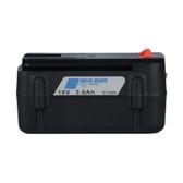 Delta Regis ESB-18VL3900 Lithium-Ion Battery, 18VDC, 3000 mAh