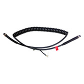 Delta Regis DR96-66003/C Cable Assemby, 9.8 ft (3m), Coiled, 6-pin, CESL823/824/827