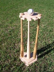 Ten Bat One Ball Floor stand pedestal type  CC 210 DP