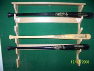 Gun Style for Five Bats with Shelf  FF 205 A
