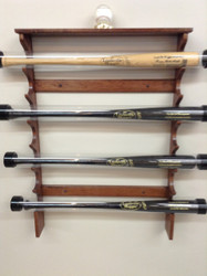 BASEBALL BAT RACKS, TT 606 A-C -TUBE DISPLAY