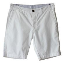 Men's Cotton Chino Shorts White
