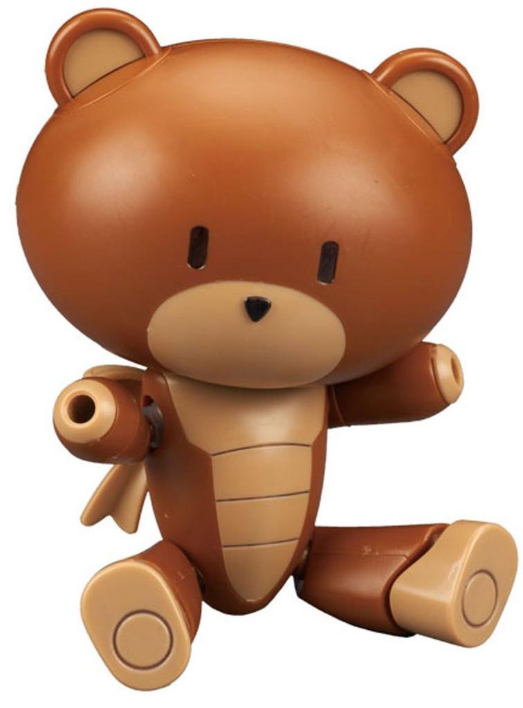 Bandai HG PETIT'GGUY 06 PETIT'GGUY Cha-Cha-Cha BROWN 1/144 Scale Kit
