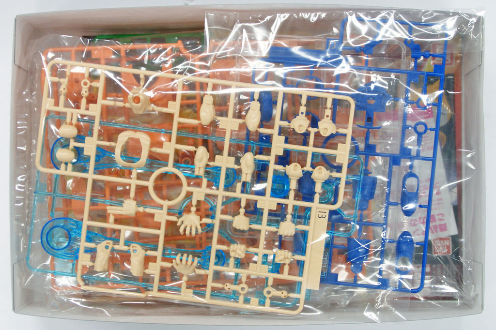 Bandai Figure-Rise Standard 105411 SUPER SAIYAN SON GOKOU Plastic Model Kit