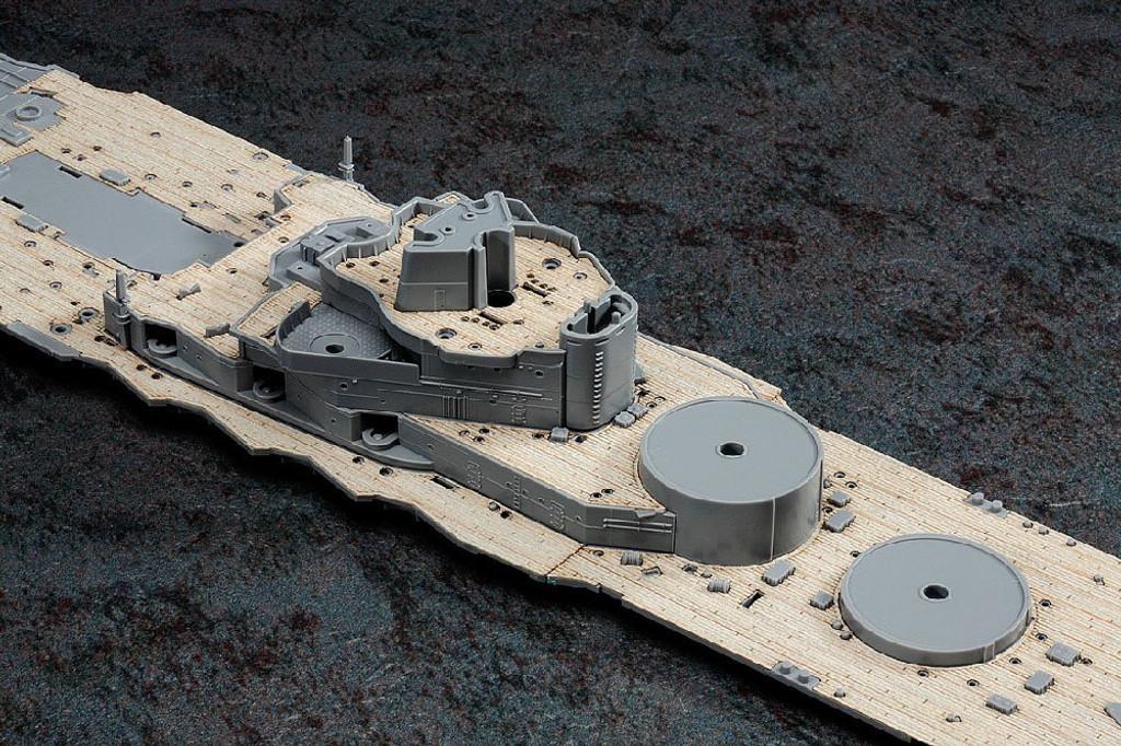 Hasegawa 40070 1/350 IJN BattleShip Mutsu Wooden Deck Parts