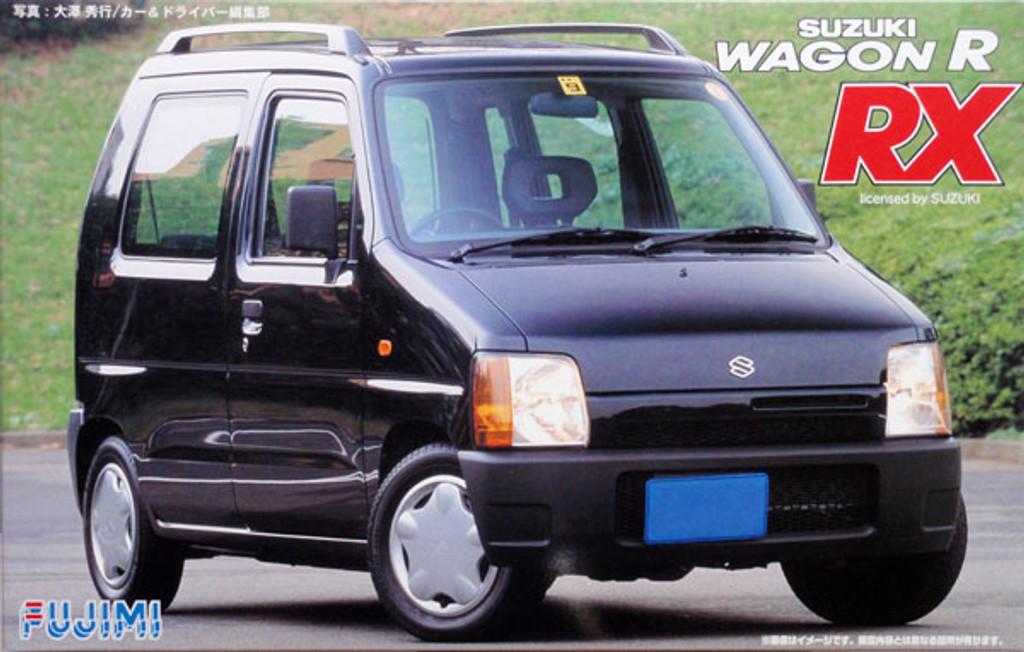 Fujimi ID-14 Suzuki Wagon R RX 1993 1/24 Scale Kit