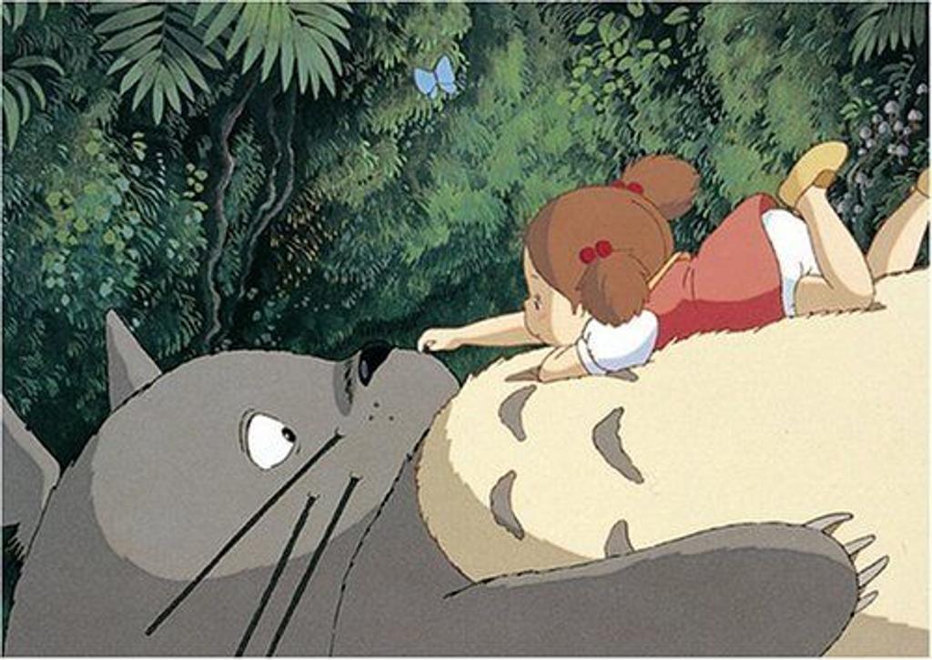 Ensky Jigsaw Puzzle 108-204 My Neighbor Totoro Studio Ghibli (108 Pieces)