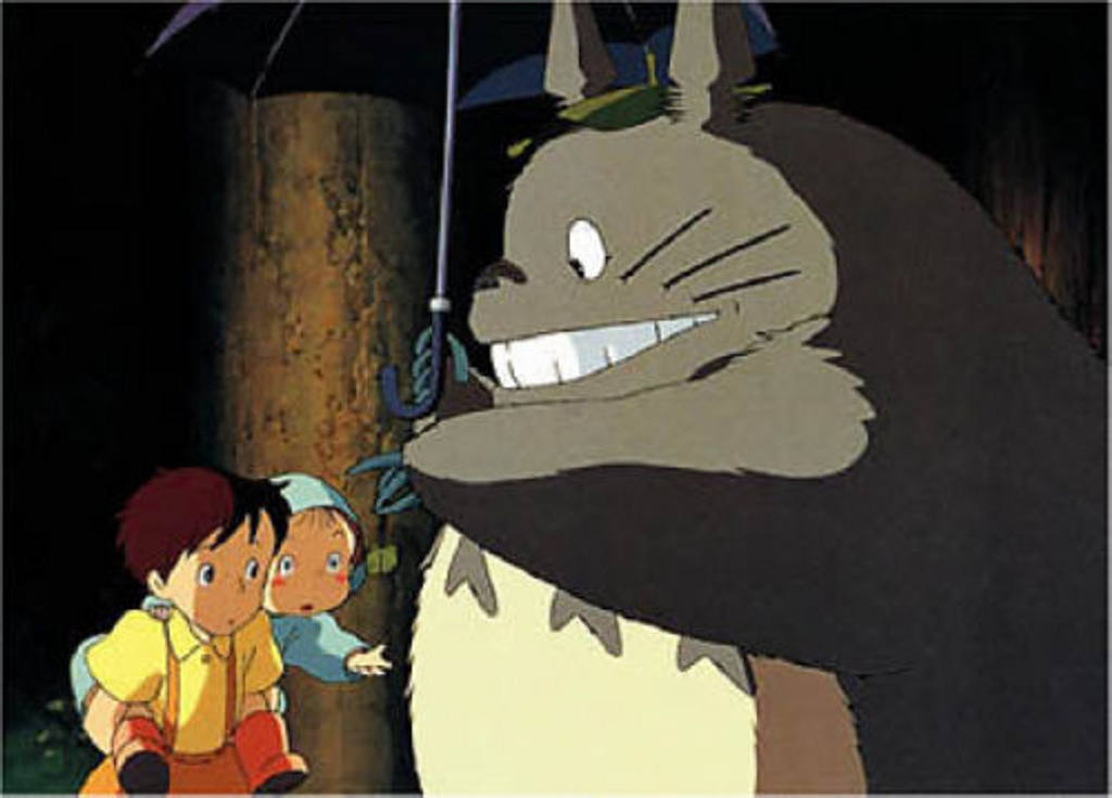 Ensky Jigsaw Puzzle 108-206 My Neighbor Totoro Studio Ghibli (108 Pieces)