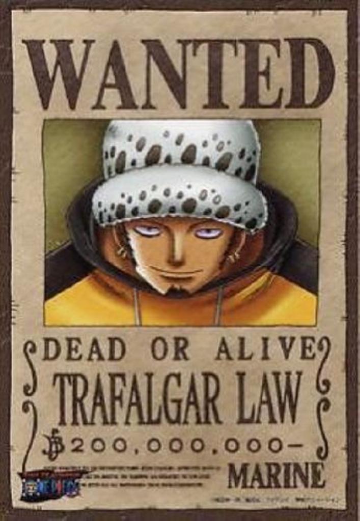 Ensky Jigsaw Puzzle 150-153 One Piece Trafalfar Law (150 S-Pieces)