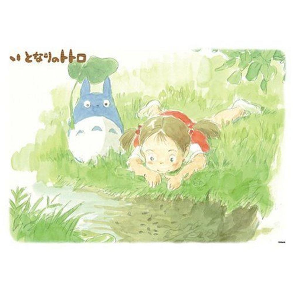 Ensky Jigsaw Puzzle 500-246 My Neighbor Totoro Studio Ghibli (500 Pieces)