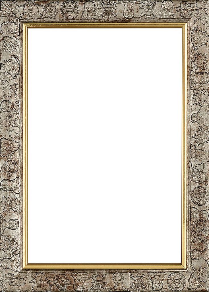 Ensky Jigsaw Puzzle Frame for 126 Pieces One Piece Jigsaw (10x14.7cm)