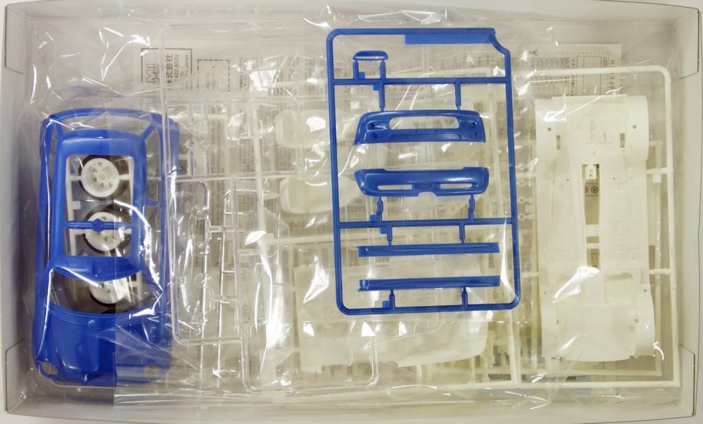 Fujimi RS-64 New Mini Cooper S 1/24 Scale Kit