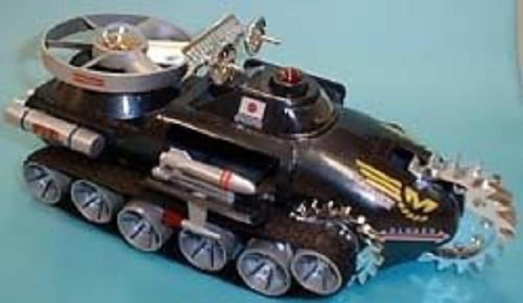 Doyusha 500149 Atlas Space Tank  Plastic Model Kit