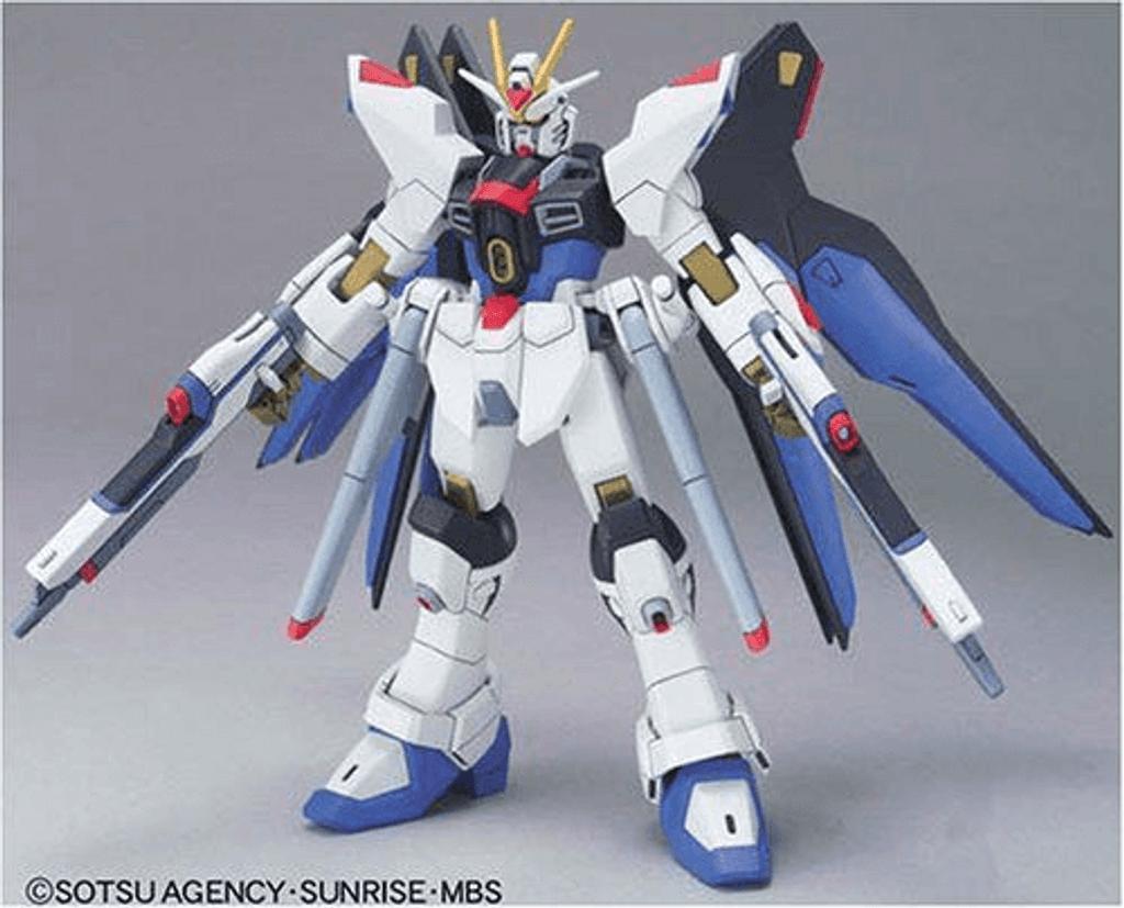Bandai 341136 HG Gundam Seed Destiny Strike Freedom Gundam 1/144 Scale Kit