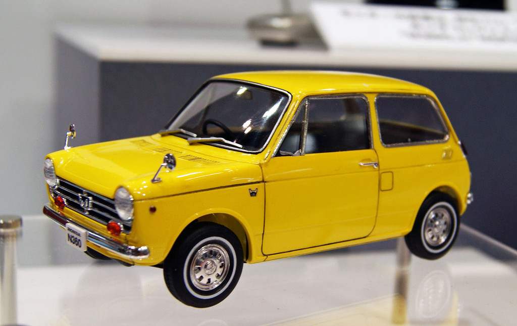 Hasegawa 20285 Honda N360 (N1) 1/24 Scale Kit