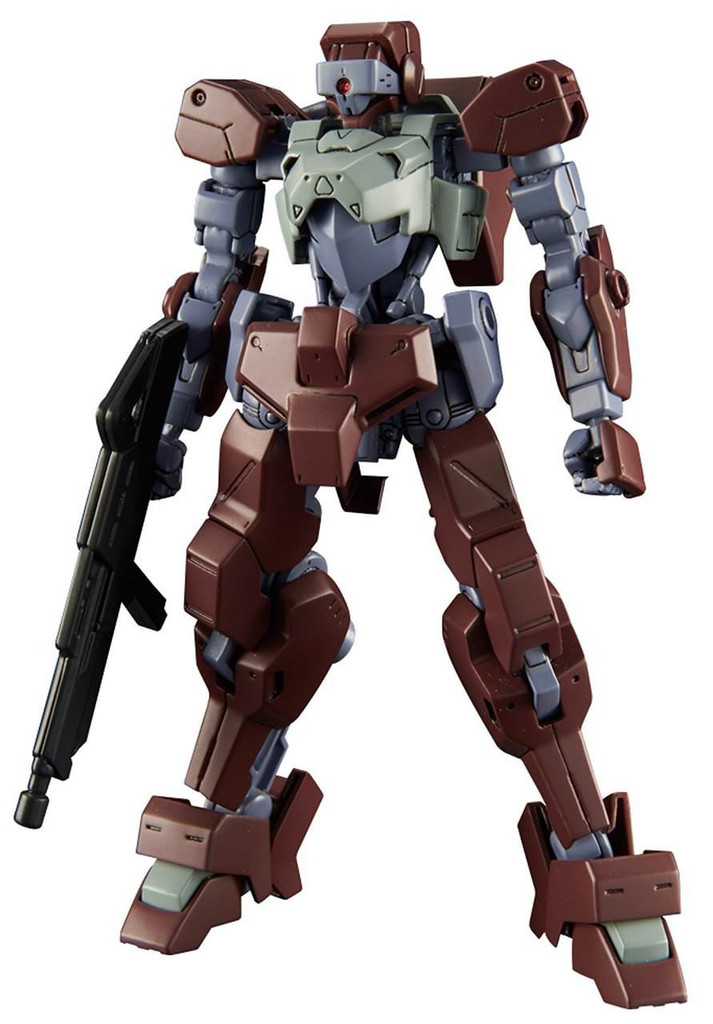 Bandai Iron-Blooded Orphans 025 Gundam IO Frame Shiden 1/144 Scale Kit