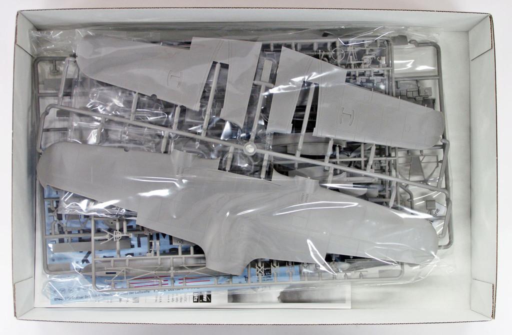 Hasegawa 07443 Dornier Do215B-4 Oberkommando der Luftwaffe 1/48 Scale Kit