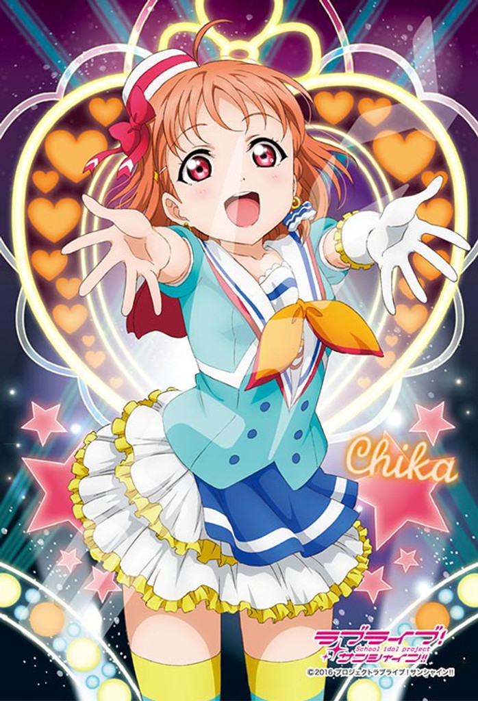 Ensky Art Crystal Jigsaw Puzzle 126-AC49 Love Live! Sunshine!! Chika Takami (126 Pieces)