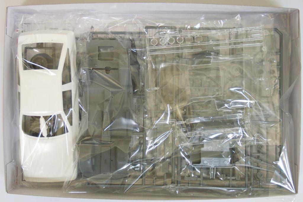 Fujimi TOHGE-01 Toyota AE86 Levin Drift King 1/24 Scale Kit