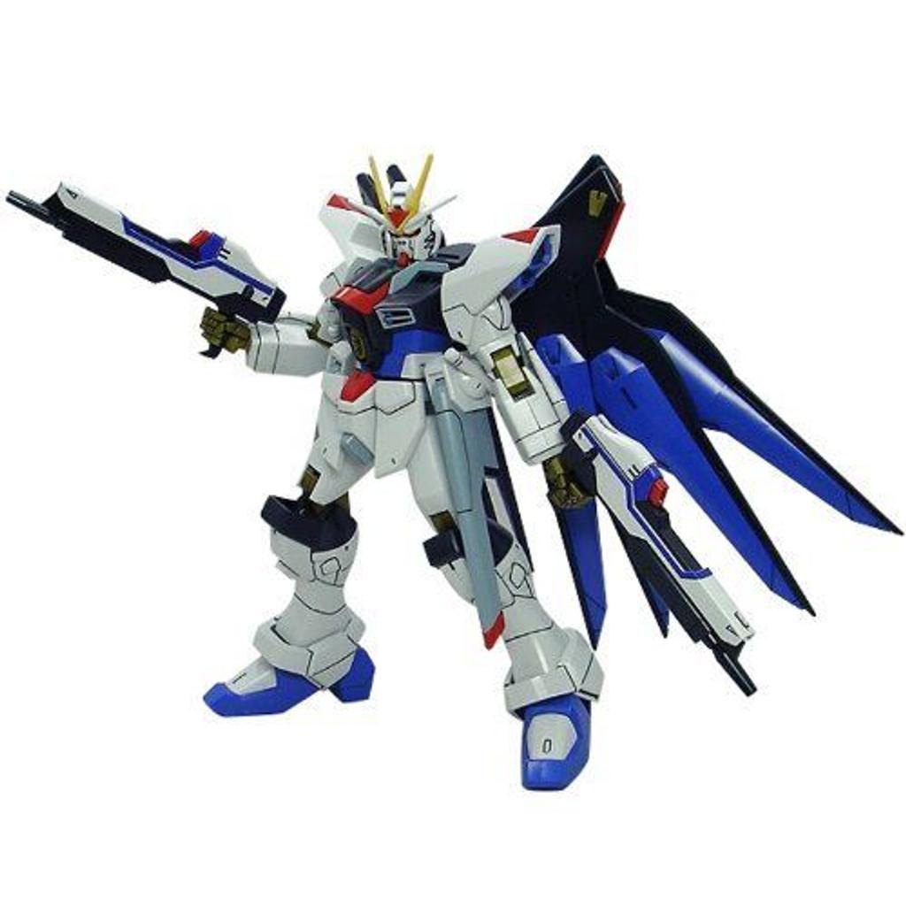 Bandai 341525 HG Gundam Seed Destiny Strike Freedom Gundam 1/100 Scale Kit