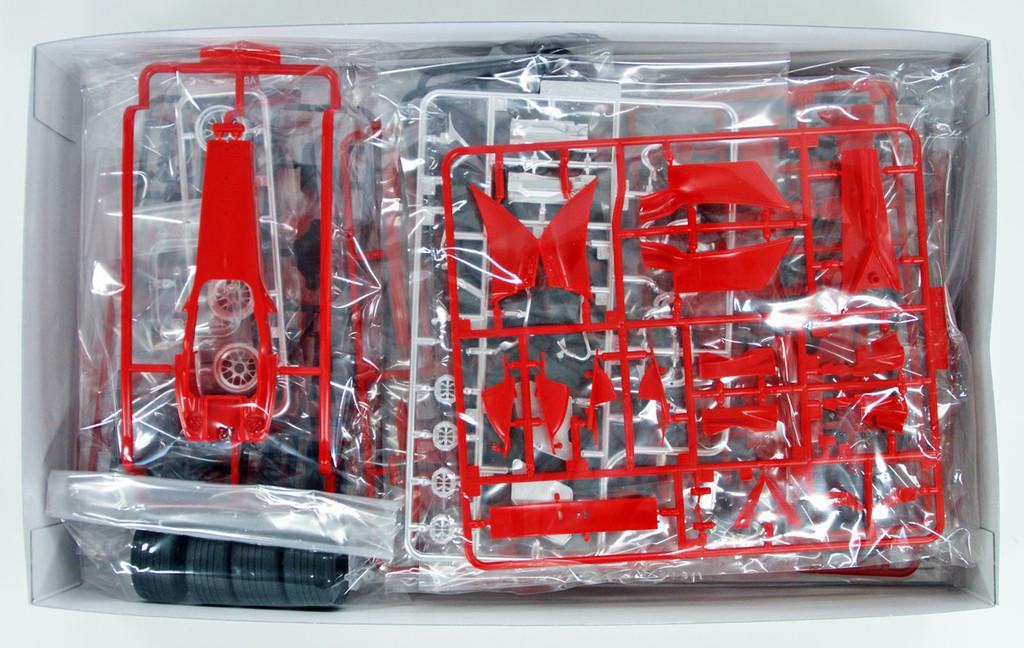 Fujimi GP23 092096 Ferrari F2003-GA (Japan Italy Monaco Spain GP) 1/20 scale kit