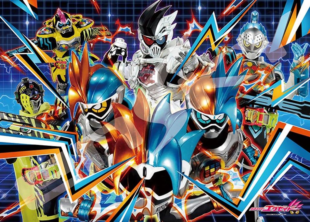 Ensky Jigsaw Puzzle 300-L533 Kamen Masked Rider Ex-Aid (300 L-Pieces)